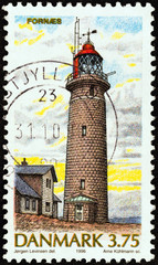 Fornaes lighthouse (Denmark 1996)