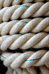 rope and hemp for rope ladder or to moor ships