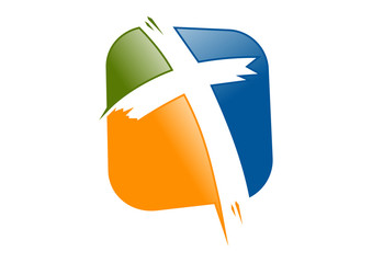 cross spirit  logo