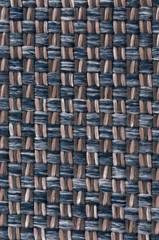 mixed blue brown checked woven texture