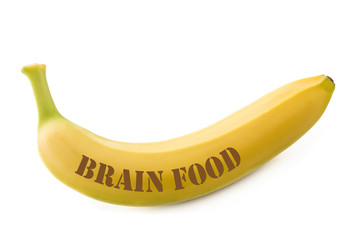 Banana - Brain Food