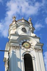 Turm der Kollegienkirche