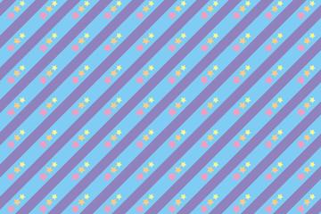 背景素材壁紙(ストライプ,縞, しま, しま模様, 縞模様, 星模様, 星の模様, 星の柄, 3連星, 三つ星, トライスター)