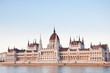 The Parliament Building in Budapest