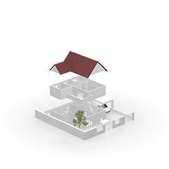 建築プラン