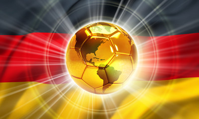 Brazil 2014 - Germany champion of the world