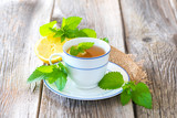 Tea (melissa officinalis) © Hetizia