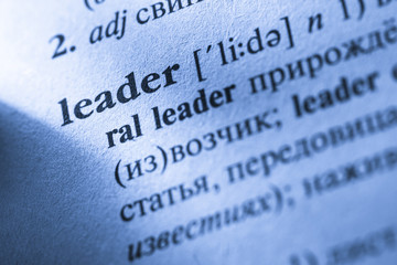 Word Leader translation