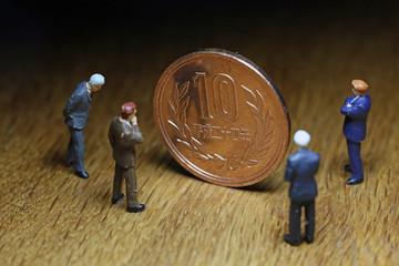 税についての会議