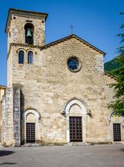 Venafro(IS) La cattedrale