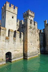 Sirmione on Lake Garda, Italy