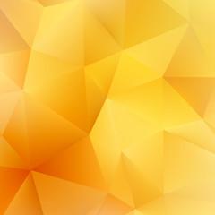 Autumn geometric shapes triangle. plus EPS10