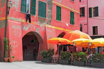 Piazza in Vernazza