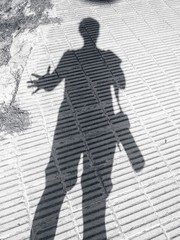 shadow of man