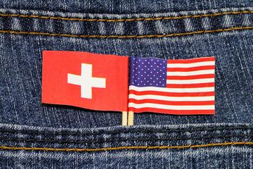 Schweiz und USA