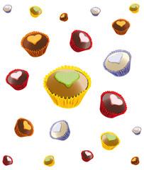 i cioccolatini di San Valentino