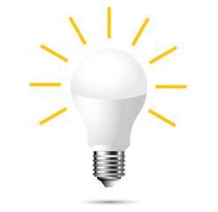 risparmio energetico, lampadina, lampadina moderna