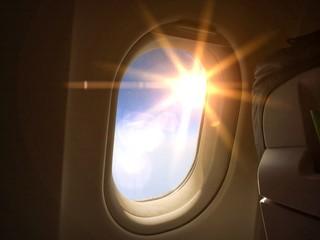 Sunny flight