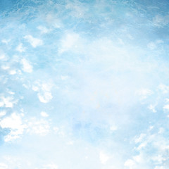 Blue soft background texture