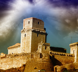 Ancient Castle of Europe