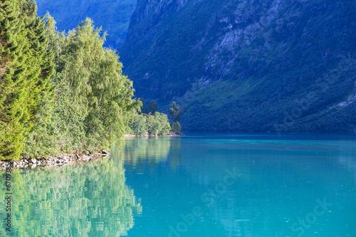 Lake in Norway - 67093857