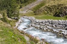 Mountain River, Austria