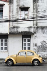 Classic Car in Phuket