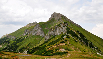 Belianske Tatras Mountains, Slovakia, Europe