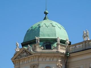 grüne  Kuppel