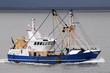 Fischkutter auf See - 67095856