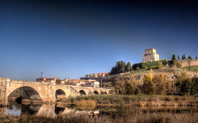 the tormes and the castle