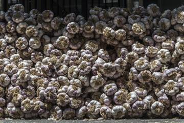 Feria ajos Zamora