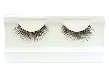 Pair of false eyelashes