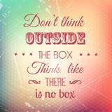 Grunge quote background