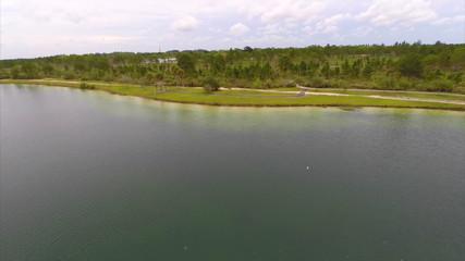 Aerial nature preserve