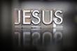 Jesus Letterpress - 67102207