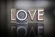 Love Letterpress