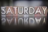 Saturday Letterpress