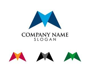 M letter logo 1