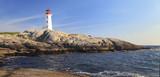 Peggy Cove Lighthouse, Nova Scotia, Canada