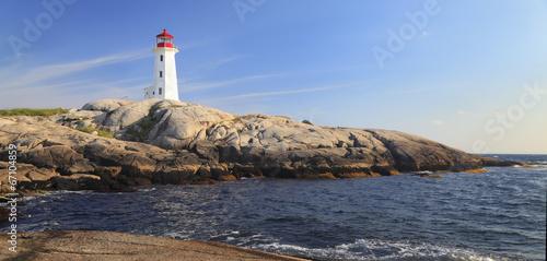 Peggy Cove Lighthouse, Nova Scotia, Canada - 67104859