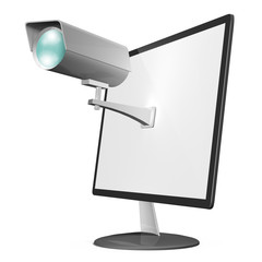 Online privacy and internet security concept