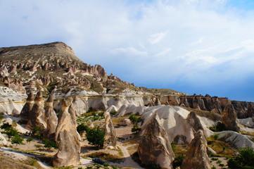 キノコ岩、カッパドキア