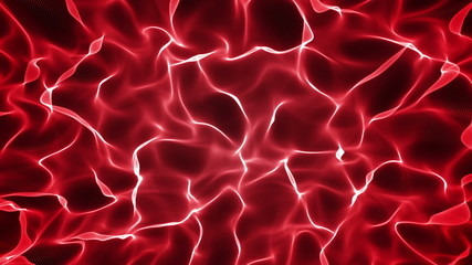 Red Abstract Background, Velvet