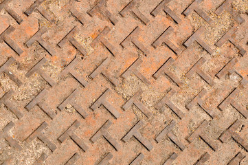 Patterns of the drain cover
