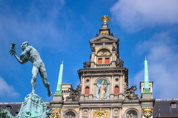 Antwerpen city hall