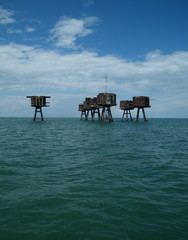 Thames Estuary - Sea Defence Forts 3