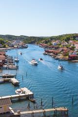 Old fishing village