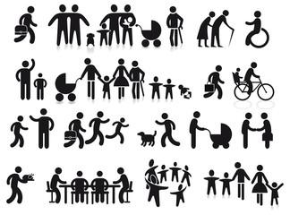 Familien und Generationen