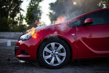 Motorbrand
